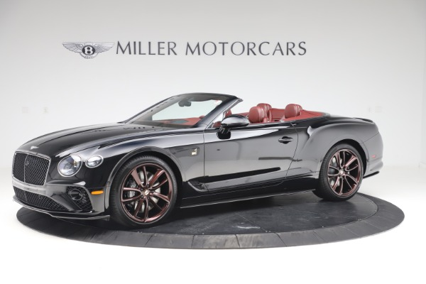 New 2020 Bentley Continental GTC Number 1 Edition for sale $331,585 at Maserati of Greenwich in Greenwich CT 06830 2