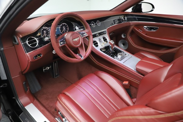 New 2020 Bentley Continental GTC Number 1 Edition for sale $331,585 at Maserati of Greenwich in Greenwich CT 06830 26