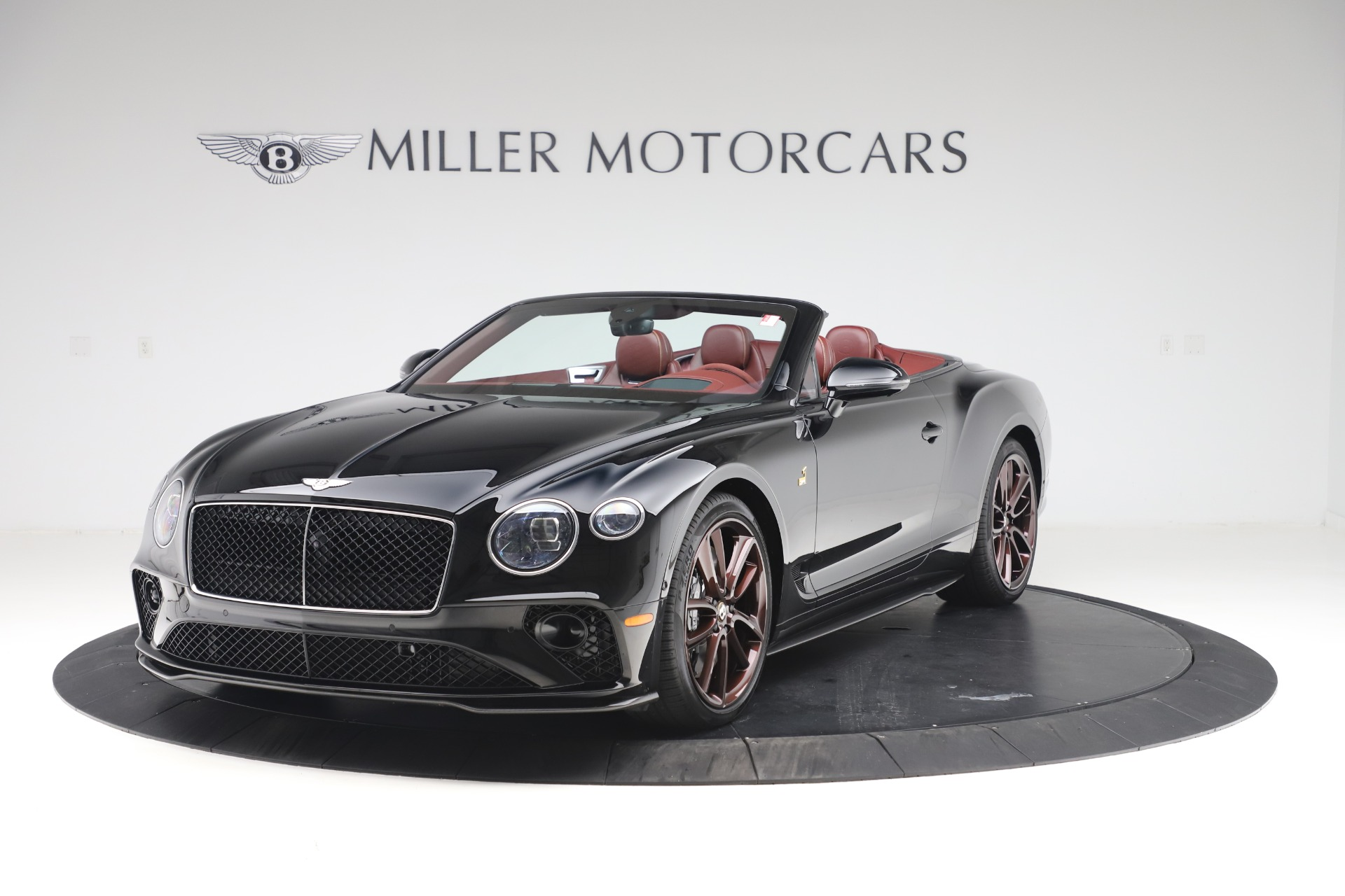 New 2020 Bentley Continental GTC Number 1 Edition for sale $331,585 at Maserati of Greenwich in Greenwich CT 06830 1