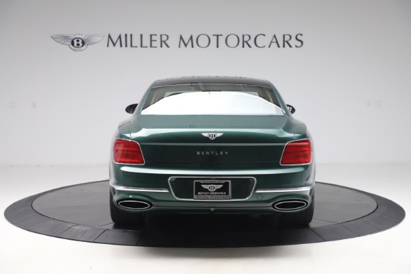 New 2020 Bentley Flying Spur W12 First Edition for sale Sold at Maserati of Greenwich in Greenwich CT 06830 6