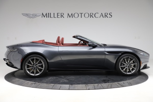 New 2020 Aston Martin DB11 Volante Convertible for sale $263,681 at Maserati of Greenwich in Greenwich CT 06830 10