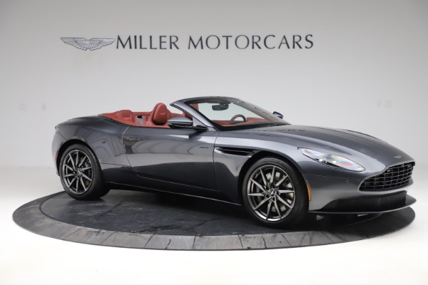 New 2020 Aston Martin DB11 Volante Convertible for sale $263,681 at Maserati of Greenwich in Greenwich CT 06830 11
