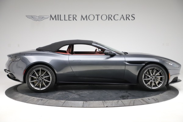 New 2020 Aston Martin DB11 Volante Convertible for sale $263,681 at Maserati of Greenwich in Greenwich CT 06830 13