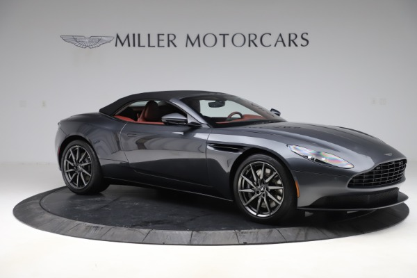 New 2020 Aston Martin DB11 Volante Convertible for sale $263,681 at Maserati of Greenwich in Greenwich CT 06830 14