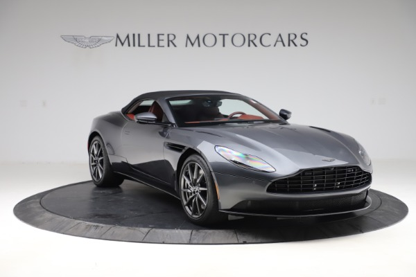 New 2020 Aston Martin DB11 Volante Convertible for sale $263,681 at Maserati of Greenwich in Greenwich CT 06830 15