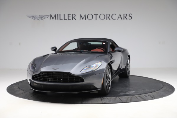 New 2020 Aston Martin DB11 Volante Convertible for sale $263,681 at Maserati of Greenwich in Greenwich CT 06830 16