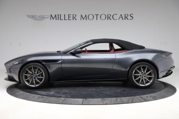 New 2020 Aston Martin DB11 Volante Convertible for sale $263,681 at Maserati of Greenwich in Greenwich CT 06830 18