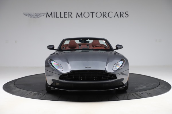 New 2020 Aston Martin DB11 Volante Convertible for sale $263,681 at Maserati of Greenwich in Greenwich CT 06830 2