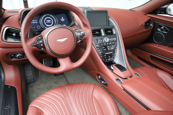 New 2020 Aston Martin DB11 Volante Convertible for sale $263,681 at Maserati of Greenwich in Greenwich CT 06830 20