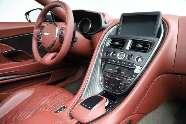 New 2020 Aston Martin DB11 Volante Convertible for sale $263,681 at Maserati of Greenwich in Greenwich CT 06830 24