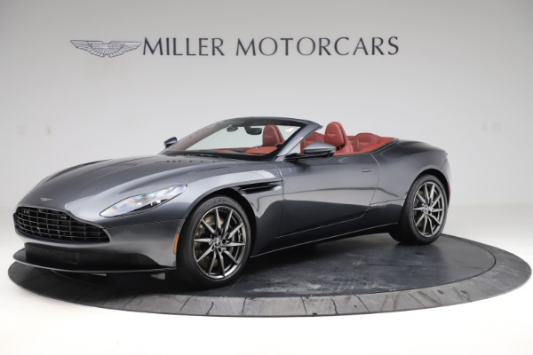 New 2020 Aston Martin DB11 Volante Convertible for sale $263,681 at Maserati of Greenwich in Greenwich CT 06830 3