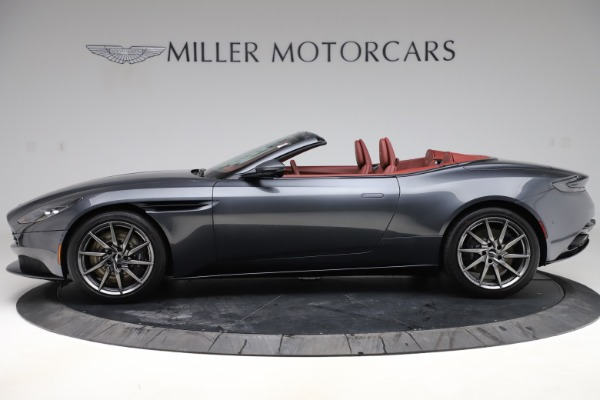 New 2020 Aston Martin DB11 Volante Convertible for sale $263,681 at Maserati of Greenwich in Greenwich CT 06830 4