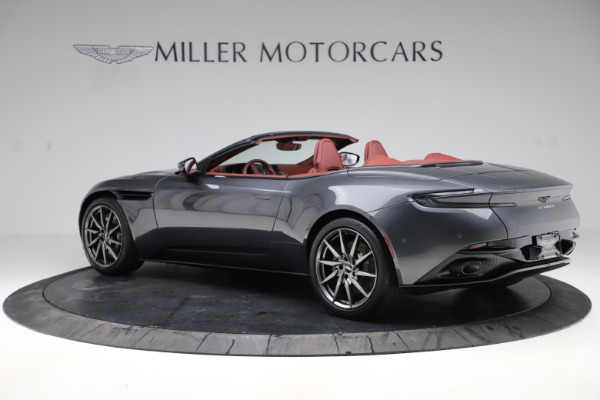 New 2020 Aston Martin DB11 Volante Convertible for sale $263,681 at Maserati of Greenwich in Greenwich CT 06830 5