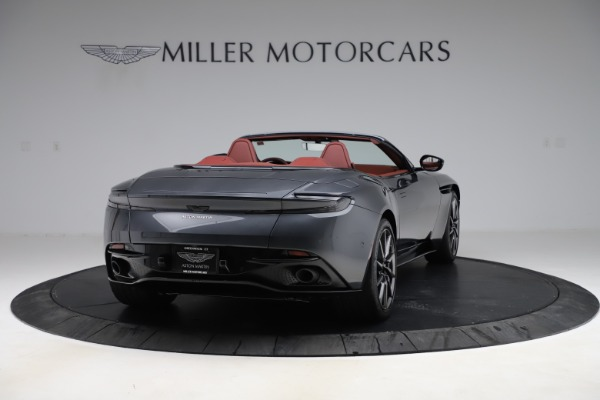 New 2020 Aston Martin DB11 Volante Convertible for sale $263,681 at Maserati of Greenwich in Greenwich CT 06830 8