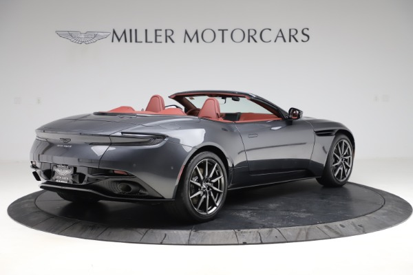 New 2020 Aston Martin DB11 Volante Convertible for sale $263,681 at Maserati of Greenwich in Greenwich CT 06830 9