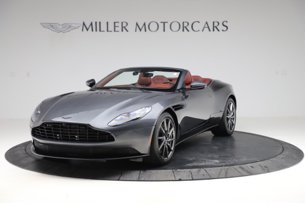 New 2020 Aston Martin DB11 Volante Convertible for sale $263,681 at Maserati of Greenwich in Greenwich CT 06830 1