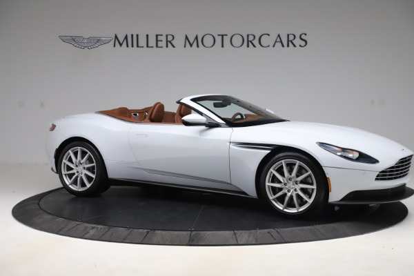 New 2020 Aston Martin DB11 Volante Convertible for sale $244,066 at Maserati of Greenwich in Greenwich CT 06830 11
