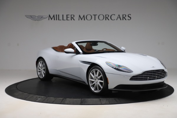 New 2020 Aston Martin DB11 Volante Convertible for sale $244,066 at Maserati of Greenwich in Greenwich CT 06830 12