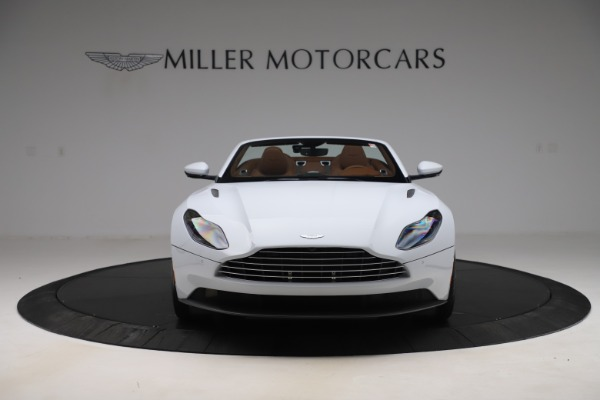 New 2020 Aston Martin DB11 Volante Convertible for sale $244,066 at Maserati of Greenwich in Greenwich CT 06830 13