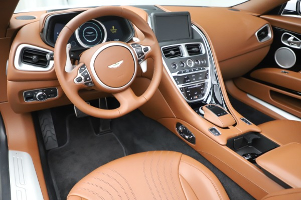 New 2020 Aston Martin DB11 Volante Convertible for sale $244,066 at Maserati of Greenwich in Greenwich CT 06830 14