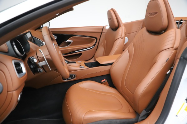 New 2020 Aston Martin DB11 Volante Convertible for sale $244,066 at Maserati of Greenwich in Greenwich CT 06830 16