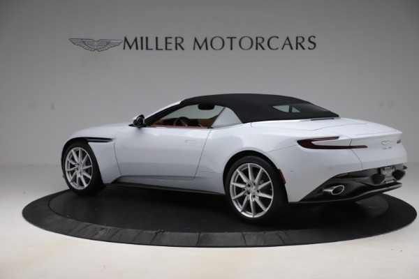New 2020 Aston Martin DB11 Volante Convertible for sale $244,066 at Maserati of Greenwich in Greenwich CT 06830 24