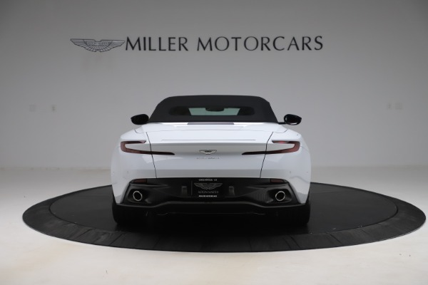 New 2020 Aston Martin DB11 Volante Convertible for sale $244,066 at Maserati of Greenwich in Greenwich CT 06830 25