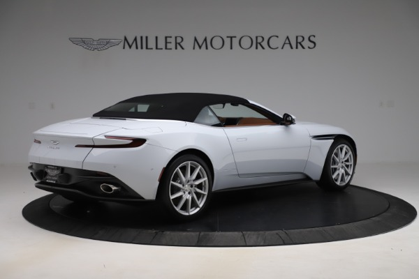 New 2020 Aston Martin DB11 Volante Convertible for sale $244,066 at Maserati of Greenwich in Greenwich CT 06830 26