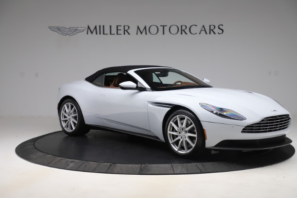 New 2020 Aston Martin DB11 Volante Convertible for sale $244,066 at Maserati of Greenwich in Greenwich CT 06830 28