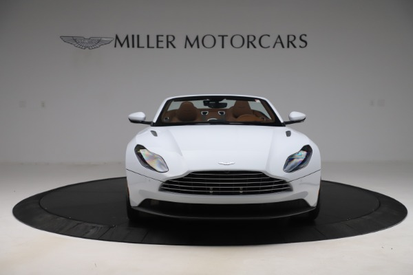 New 2020 Aston Martin DB11 Volante Convertible for sale $244,066 at Maserati of Greenwich in Greenwich CT 06830 3