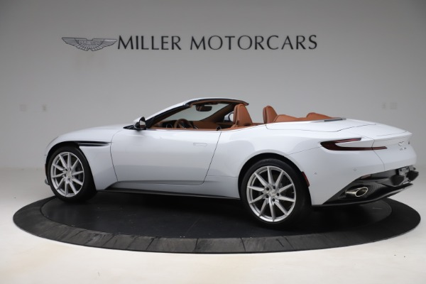 New 2020 Aston Martin DB11 Volante Convertible for sale $244,066 at Maserati of Greenwich in Greenwich CT 06830 5