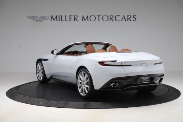 New 2020 Aston Martin DB11 Volante Convertible for sale $244,066 at Maserati of Greenwich in Greenwich CT 06830 6