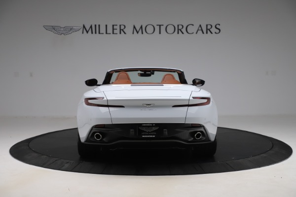 New 2020 Aston Martin DB11 Volante Convertible for sale $244,066 at Maserati of Greenwich in Greenwich CT 06830 7