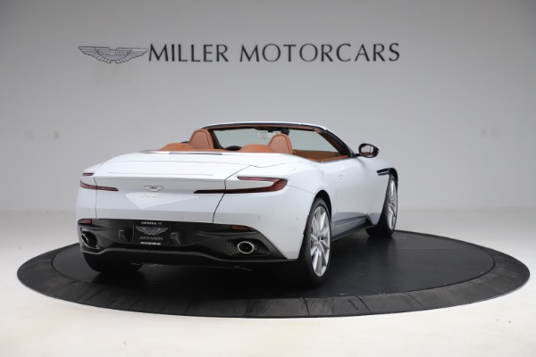 New 2020 Aston Martin DB11 Volante Convertible for sale $244,066 at Maserati of Greenwich in Greenwich CT 06830 8