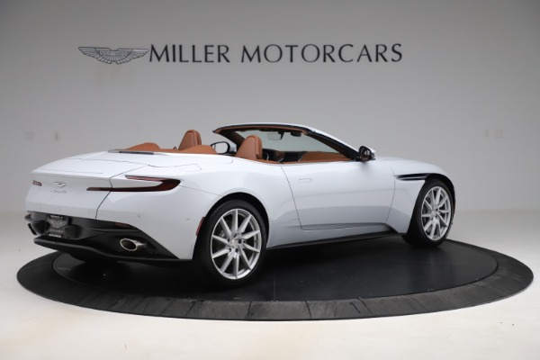 New 2020 Aston Martin DB11 Volante Convertible for sale $244,066 at Maserati of Greenwich in Greenwich CT 06830 9
