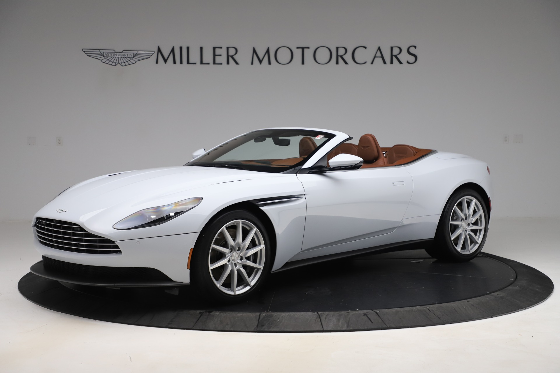 New 2020 Aston Martin DB11 Volante Convertible for sale $244,066 at Maserati of Greenwich in Greenwich CT 06830 1