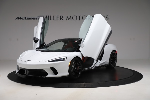 New 2020 McLaren GT Coupe for sale $257,242 at Maserati of Greenwich in Greenwich CT 06830 10