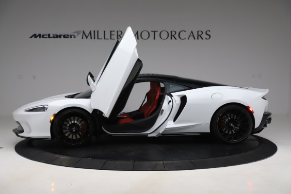 New 2020 McLaren GT Coupe for sale $257,242 at Maserati of Greenwich in Greenwich CT 06830 11