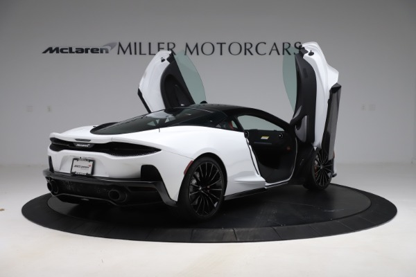New 2020 McLaren GT Coupe for sale $257,242 at Maserati of Greenwich in Greenwich CT 06830 14