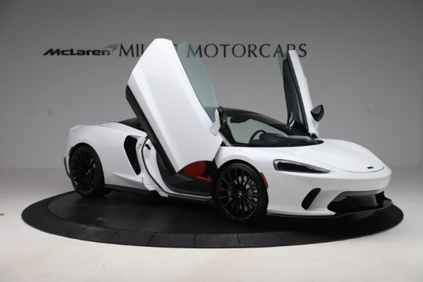 New 2020 McLaren GT Coupe for sale $257,242 at Maserati of Greenwich in Greenwich CT 06830 16