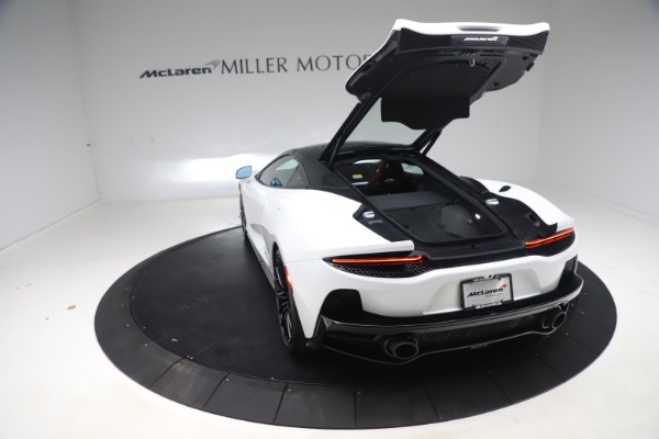 New 2020 McLaren GT Coupe for sale $257,242 at Maserati of Greenwich in Greenwich CT 06830 17