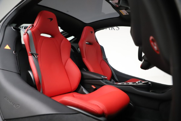 New 2020 McLaren GT Coupe for sale $257,242 at Maserati of Greenwich in Greenwich CT 06830 19