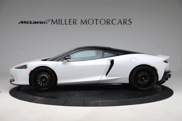 New 2020 McLaren GT Pioneer for sale $257,242 at Maserati of Greenwich in Greenwich CT 06830 2