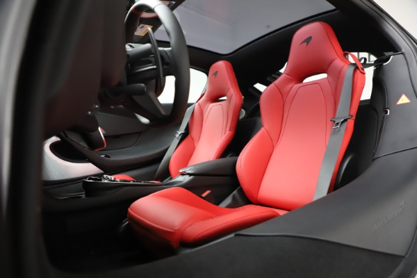 New 2020 McLaren GT Coupe for sale $257,242 at Maserati of Greenwich in Greenwich CT 06830 21