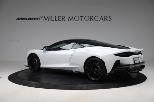 New 2020 McLaren GT Coupe for sale $257,242 at Maserati of Greenwich in Greenwich CT 06830 3