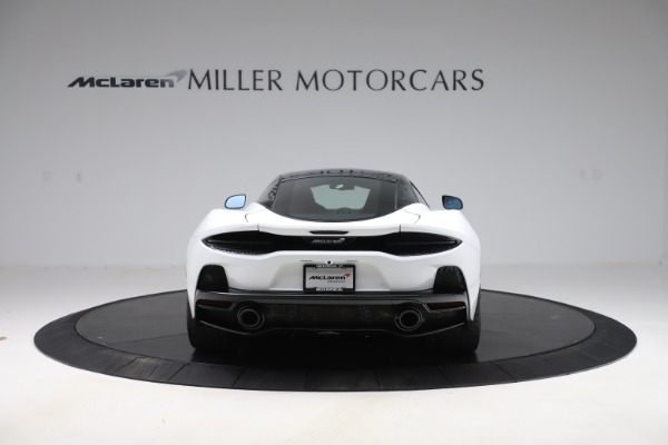 New 2020 McLaren GT Coupe for sale $257,242 at Maserati of Greenwich in Greenwich CT 06830 4