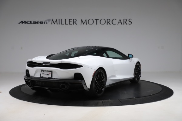 New 2020 McLaren GT Coupe for sale $257,242 at Maserati of Greenwich in Greenwich CT 06830 5