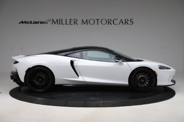 New 2020 McLaren GT Coupe for sale $257,242 at Maserati of Greenwich in Greenwich CT 06830 6