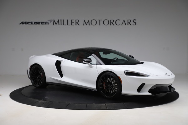 New 2020 McLaren GT Coupe for sale $257,242 at Maserati of Greenwich in Greenwich CT 06830 7