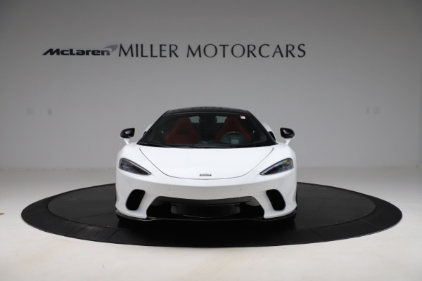New 2020 McLaren GT Coupe for sale $257,242 at Maserati of Greenwich in Greenwich CT 06830 8